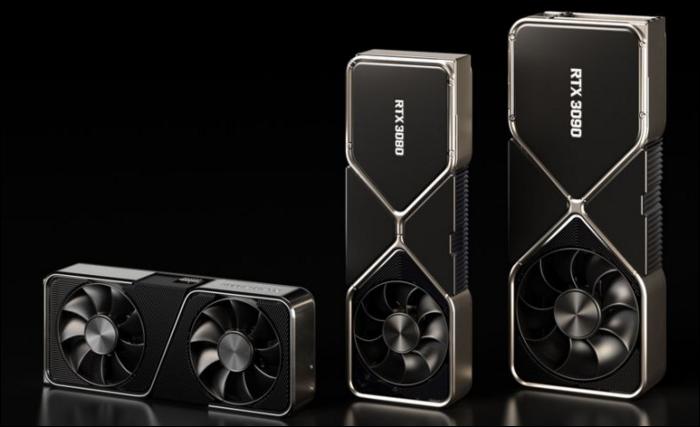 RTX 3000 GPU Lineup