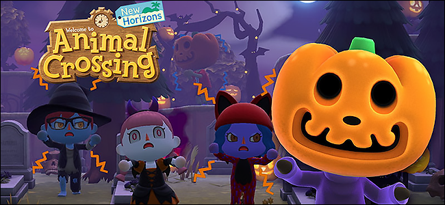 Como se preparar para o Halloween em 'Animal Crossing: New Horizons'