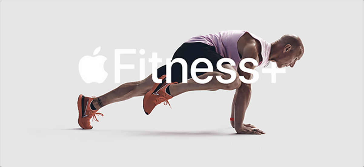 Apple Fitness+ advertisement