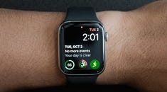 How to Automatically Change Your Apple Watch Face During the Day