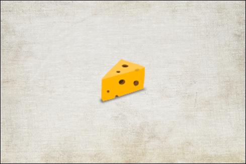 The Cheese Ipsum logo.