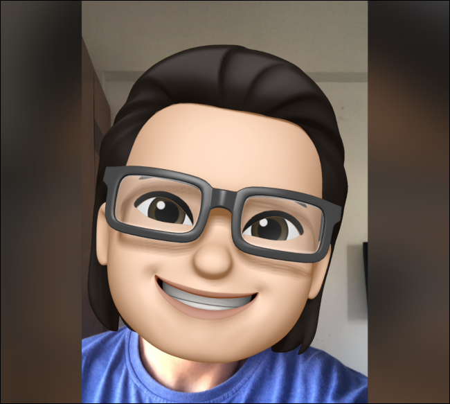 Memoji On Face