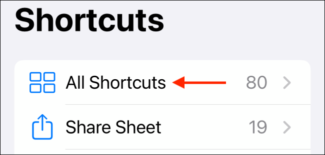 Select All Shortcuts