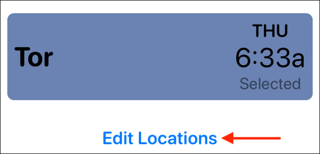 "Tap ""Edit Locations."""