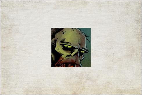 The Zombie Ipsum logo.