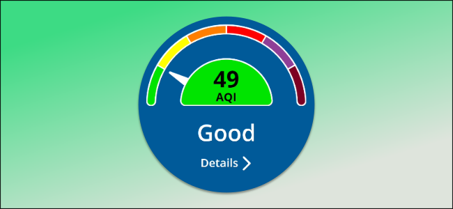 android air quality hero image