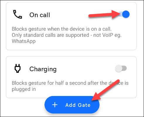 add gate