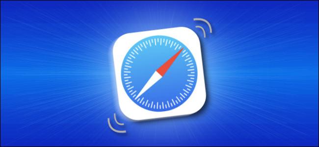 Apple Safari icon getiing jiggy with it in Jiggle Mode