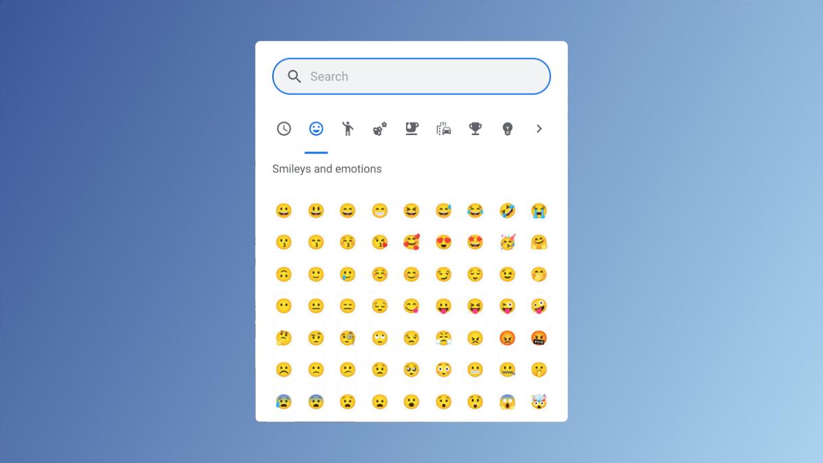 How to Type Emoji on a Chromebook
