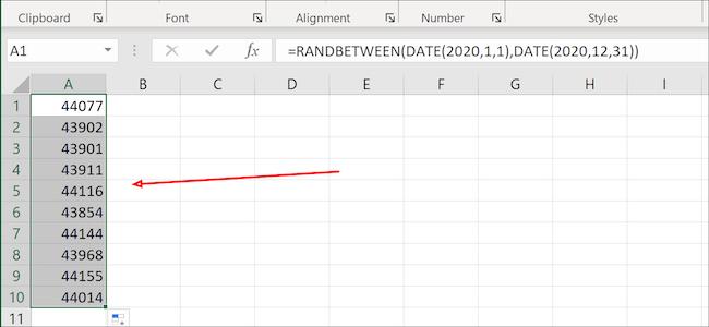 Excel highlight column