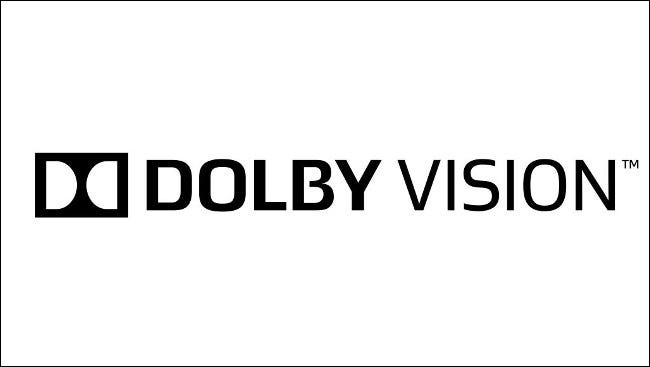 The Dolby Vision logo.