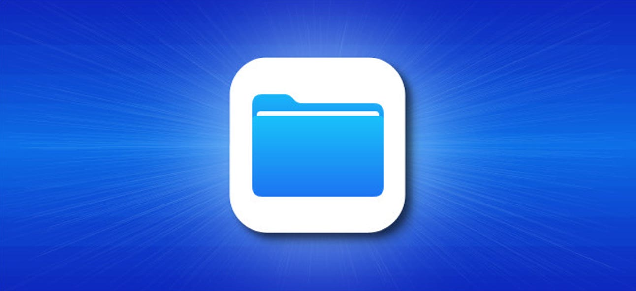 How to Copy an Image or Video from Files to Photos on iPhone or iPad