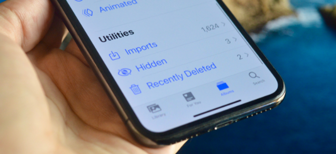 How To Hide The Hidden Photos Album On Iphone And Ipad