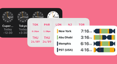 How to Add World Clock and Time Zone Widgets to Your iPhone