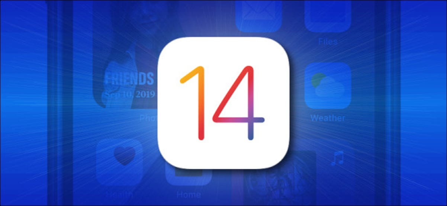 Apple iOS 14 and iPad OS 14 Logo