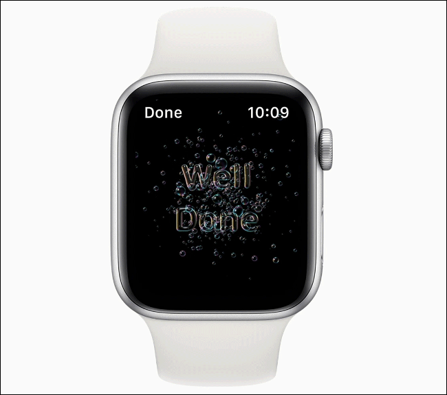 How to Turn On Handwashing Detection on the Apple Watch