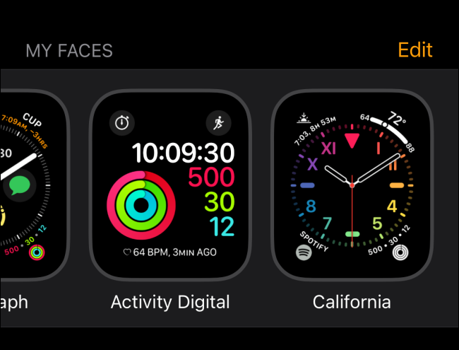 New Watch Face Added To My Watch Faces
