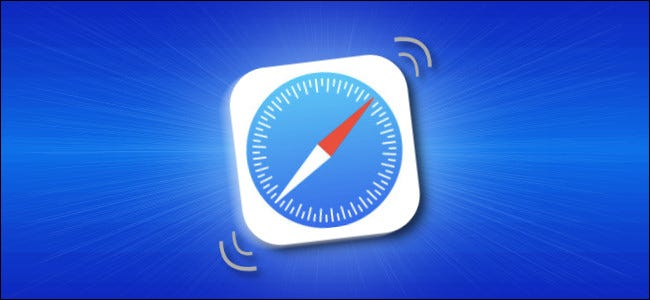 The Apple Safari icon becomes choppy in shaky mode