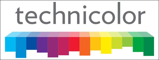 The Technicolor logo.