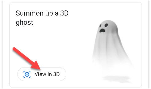 tap view in 3D