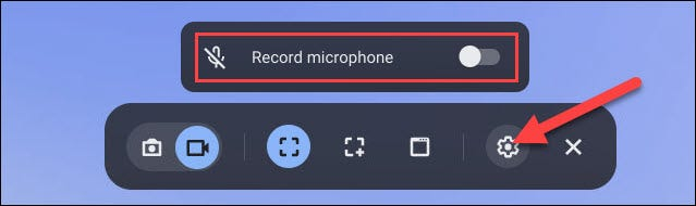 record microphone
