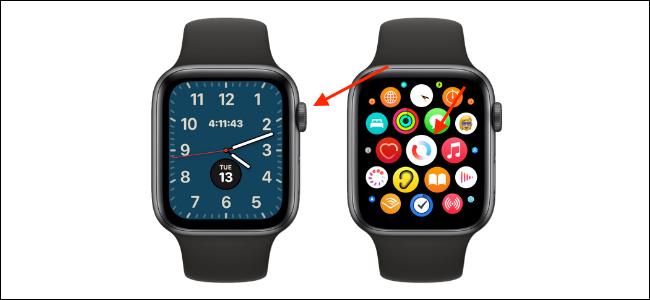 Blood Oxygen app on Apple Watch
