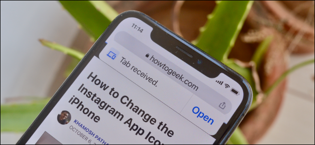 Chrome User Transferring Tabs Between iPhone, iPad, and Mac