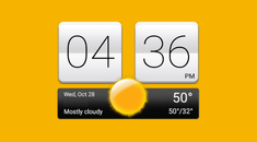 How to Get the HTC Sense Weather & Clock Widget on Android