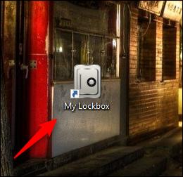 My lockbox app icon
