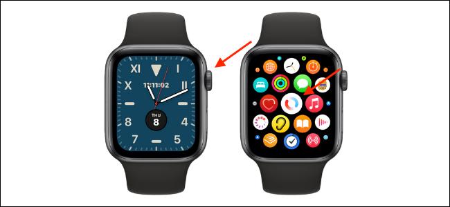 Open Blood Oxygen App on Apple Watch