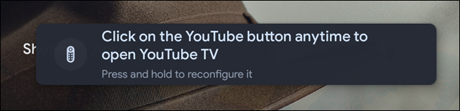 A pop-up message will appear confirming the change