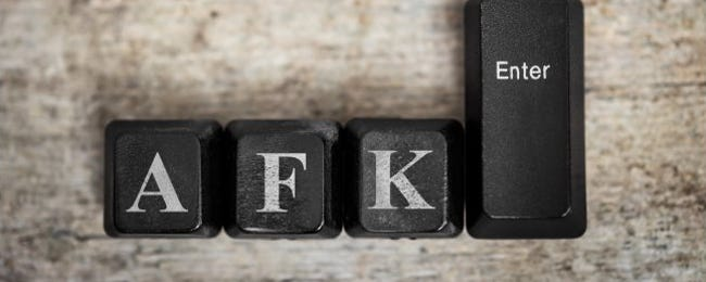 """What Does """"AFK"""" Mean, and How Do You Use It?"""