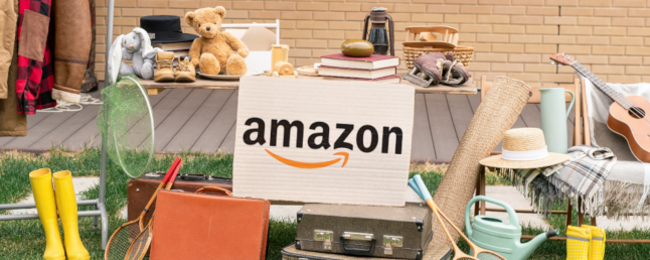 Did You Know? Amazon Has a Huge Used Product Market