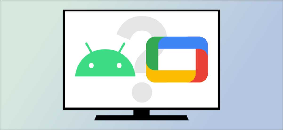 android tv google tv logos