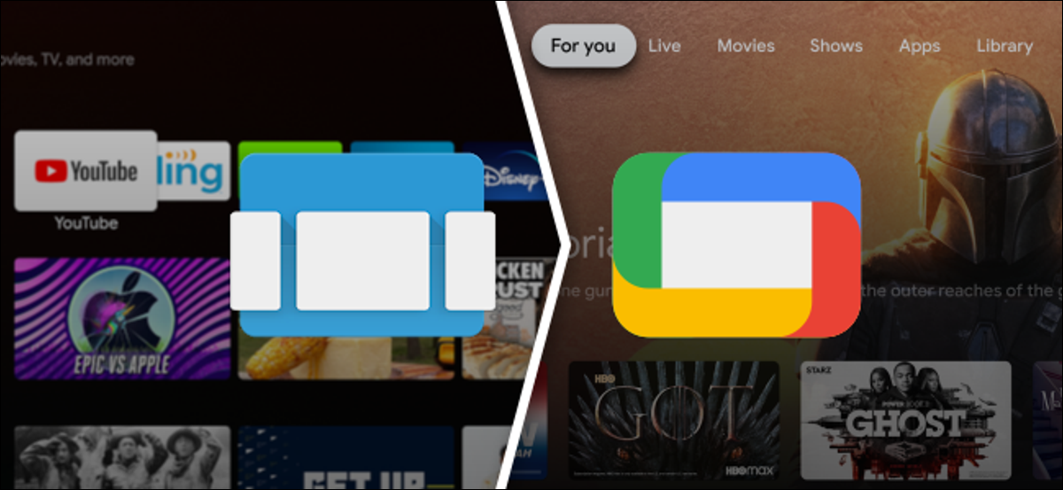 android tv to google tv hero