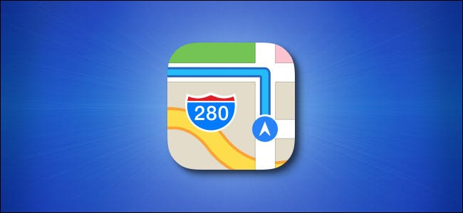 Apple Maps iPhone iPad iOS Icon