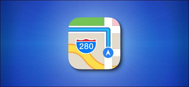 Apple Maps iPhone iPad iOS Icon Hero