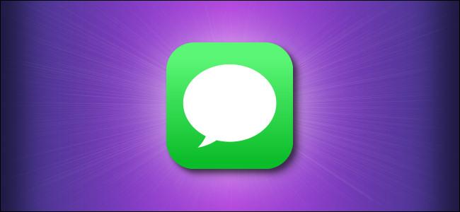 Apple Messages Icon Hero