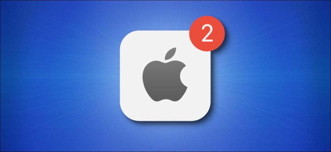 Apple Notifications Icon