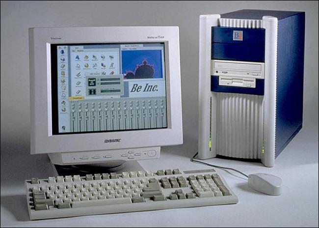 An original BeBox desktop computer.