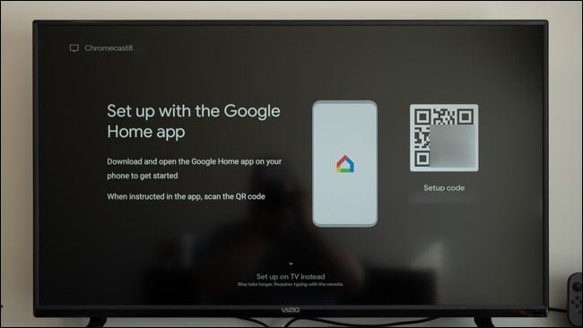 Download and open the Google Home app