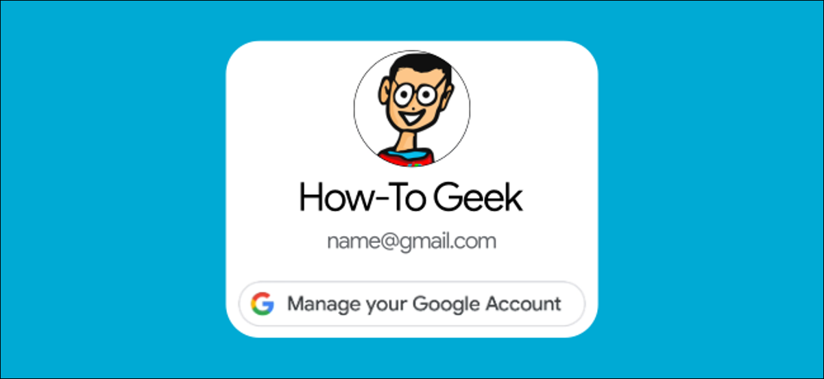 change default google account on the web