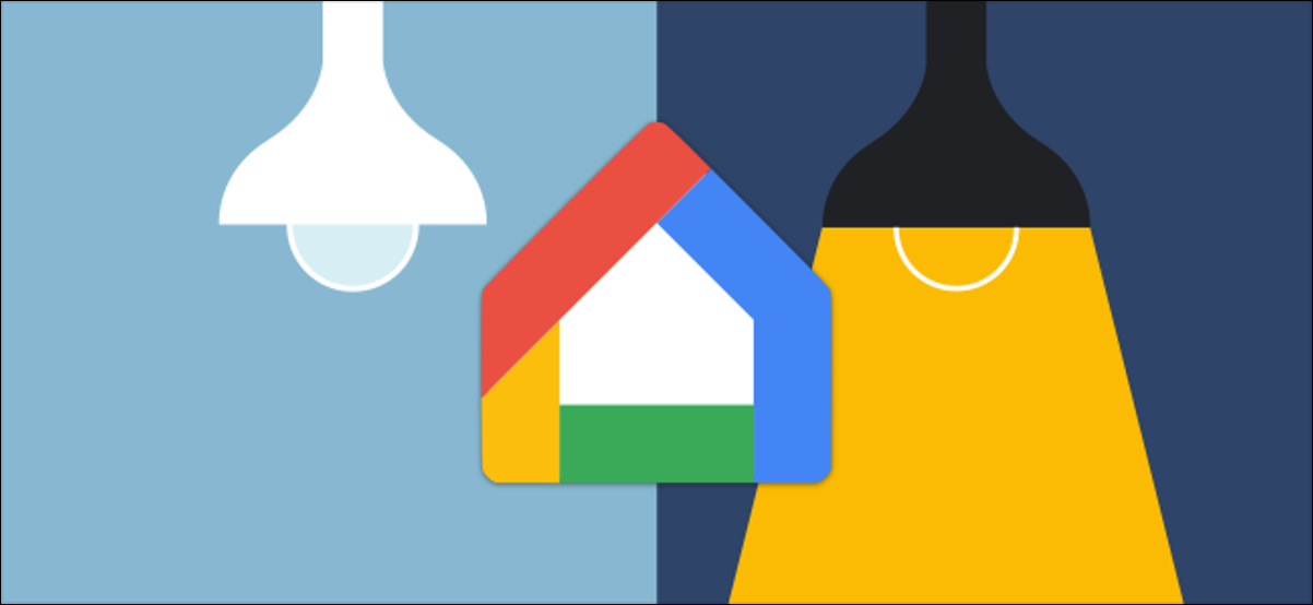 The Google Home and Away routine logo.