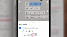 How to Solve Math Problems Using Google Lens