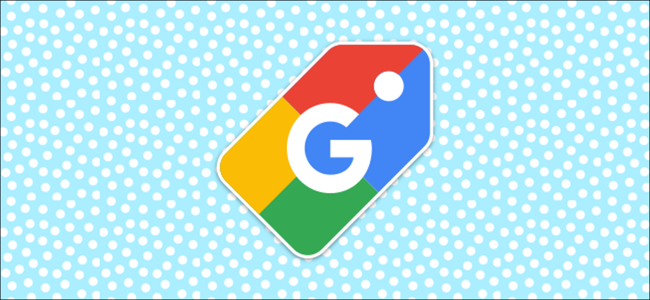The Google Shopping logo.