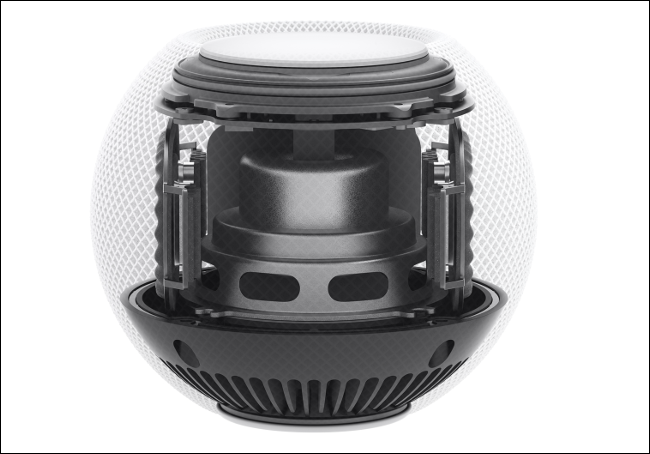 The HomePod mini driver.
