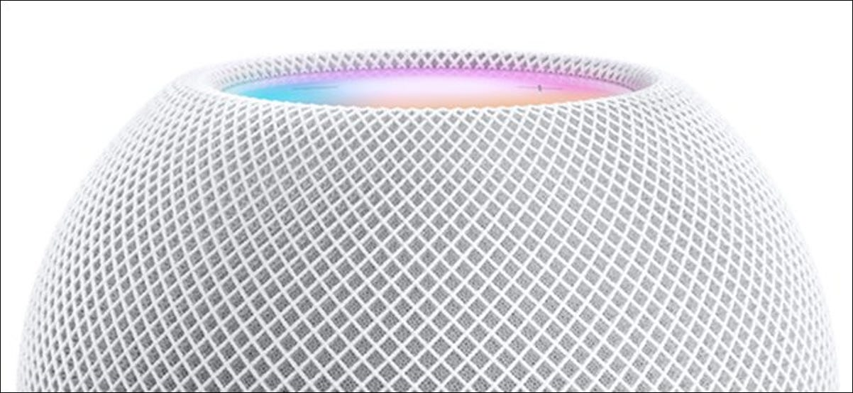 HomePod mini in White