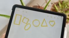 How to Draw Perfect Shapes on iPhone and iPad