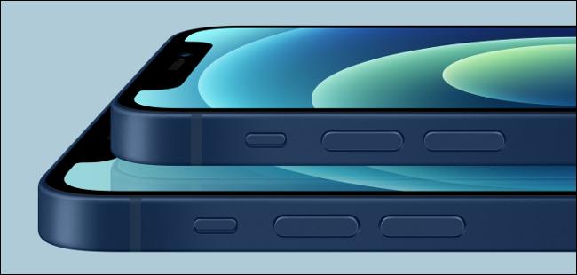 iPhone 12 and iPhone 12 mini OLED Displays