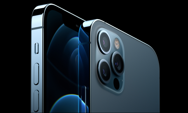 The iPhone 12 Pro.